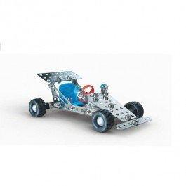 Jeu de construction métallique la voiture de course