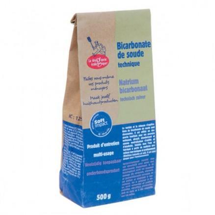 Bicarbonate de soude (ou de sodium)