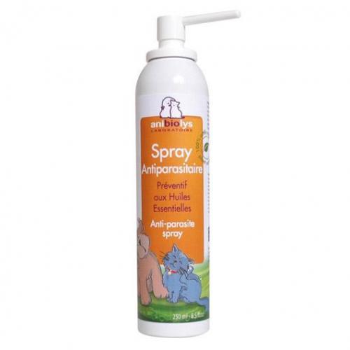 Préventif insectes spray Tiques et puces