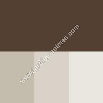 Pigment de terre ombre foncé Ardennes 175g