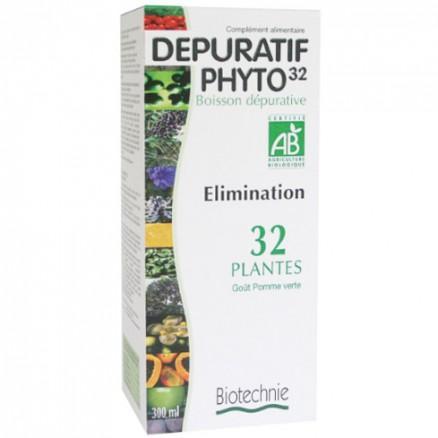 Dépuratif Phyto 32 plantes