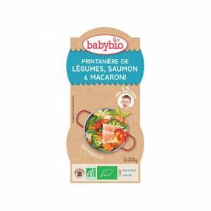 Bols Menu Babybio Légumes Poulet Quinoa
