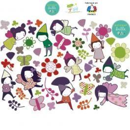 Stickers Le Jardin des Fées
