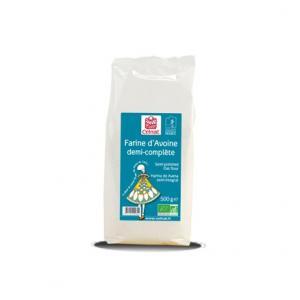 Farine d'avoine 500 g