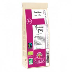 Thé rouge bio bergamote Rooibos African Grey