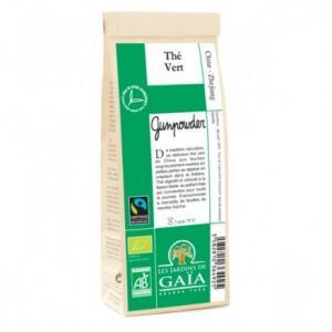 Thé vert bio Gunpowder
