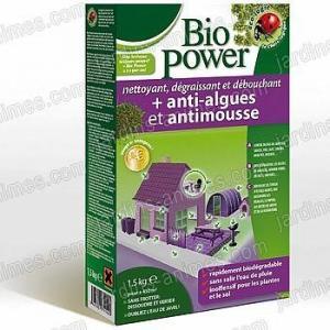 Bio power, puissant nettoyant écologique 1.5kg
