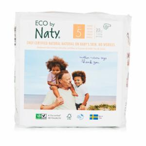 Couches Nature Babycare Taille 5