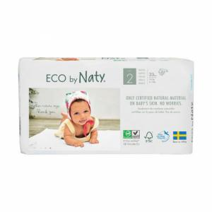 Couches Nature Babycare Taille 2