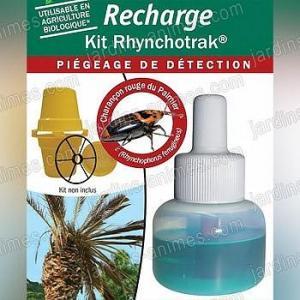 Recharge Piège Rhynchotrak contre le charançon rouge du palmier