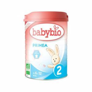 3 Céréales Babybio Nature