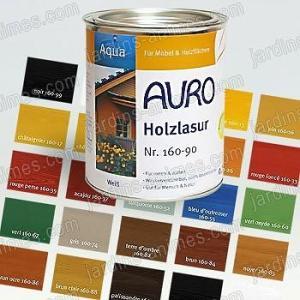 Lasure pour Bois Aqua Auro 160