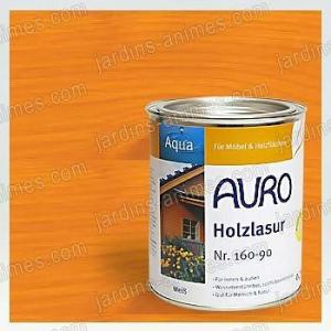 Lasure Bois Aqua Orange 0.75L Auro 160-26
