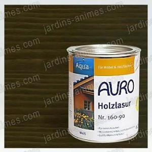 Lasure Bois Aqua Palissandre 0.75L Auro 160-97