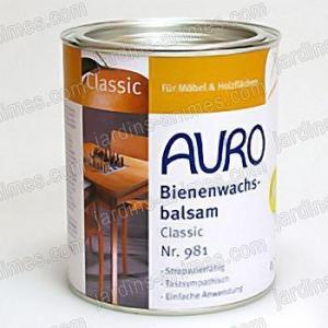 Cire Liquide Bois 0.75L Auro 981