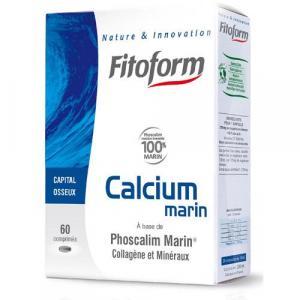 Calcium Marin capital osseux