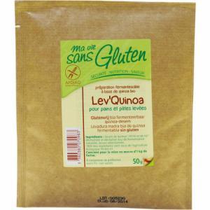 Levain bio de quinoa