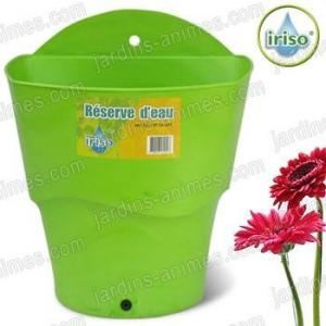 Reserve d'eau 15L vert Iriso