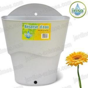 Reserve d'eau 15L gris Iriso