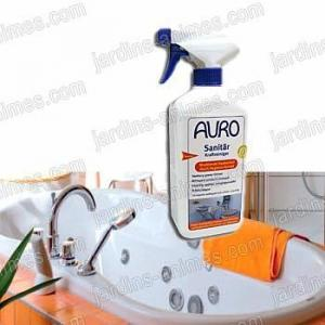 Nettoyant Bio pour Sanitaires - Spray Auro 652