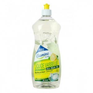 Vaisselle mains menthe citron