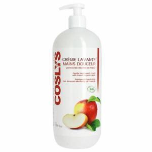 Crème lavante mains bio