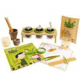 Laboratoire botanique Green factory
