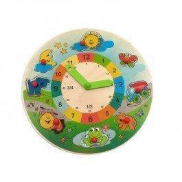 Horloge-Puzzle