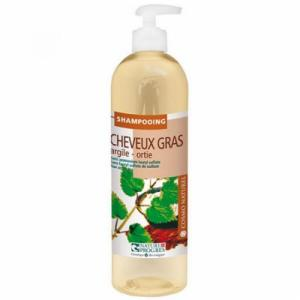 Shampooing cheveux gras