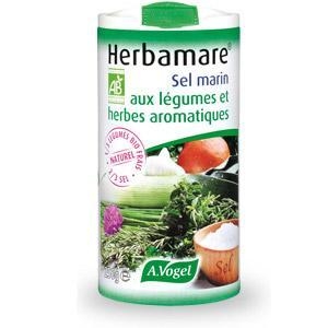 Herbamare Sel marin aux légumes - herbes aromatiques 250 g
