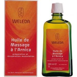 Huile de massage à l'Arnica 200 ml