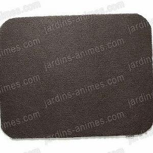 Paillasson tapis Truffle 100% recyclé 100x80cm