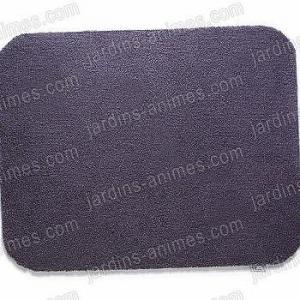 Paillasson tapis Plum 100% recyclé 100x80cm