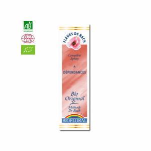 Dépendances - Complexe n°1 Fleurs de Bach bio Spray 20ml
