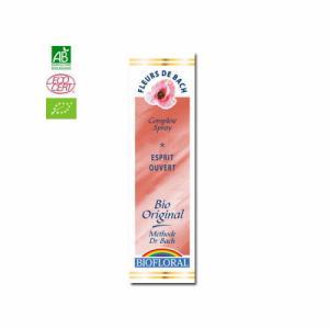 Esprit ouvert - Complexe n°8 Fleurs de Bach bio Spray 20ml
