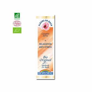 Relaxation - Complexe n°9 Fleurs de Bach bio Spray 20ml
