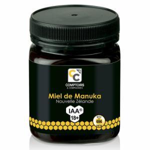 Miel de Manuka UMF 18  Pot de 250g