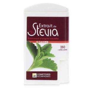 Stévia - Distributeur de 250 pastilles