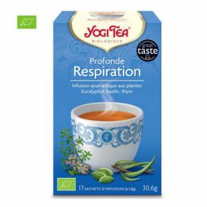 Yogi Tea Respiration bio 15 sachets