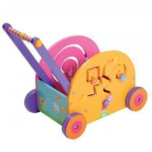 Boikdio chariot d'activités souris