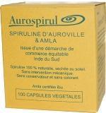 Amla Bio - Spiruline - 100 capsules