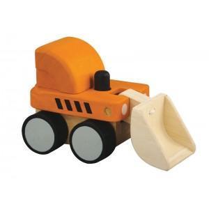 Camion bulldozer plantoys 2
