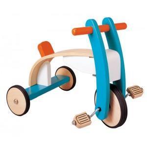 Tricycle à pédales plantoys