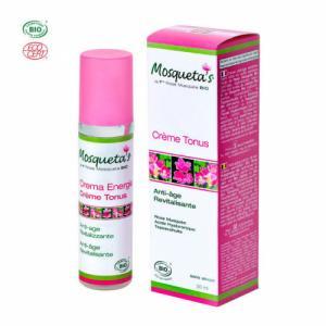 Crème Tonus bio anti-rides à l'huile de rose musquée 50ml