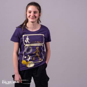 """T-shirt coton bio éthique MANAGUA """"Fin du moi"""""""