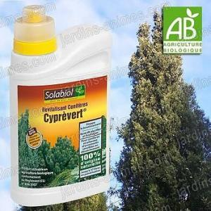 Revitalisant Conifères Cyprevert 750ml Agriculture Bio