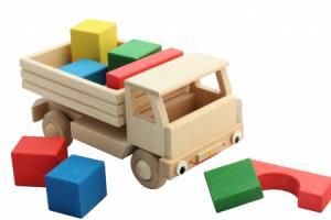 Camion de construction