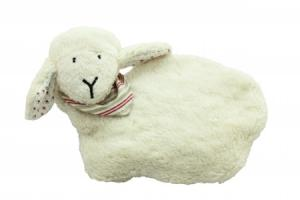 Coussin Bouillotte Mouton