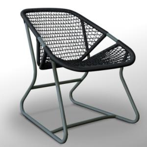 Fauteuil FERMOB Sixties