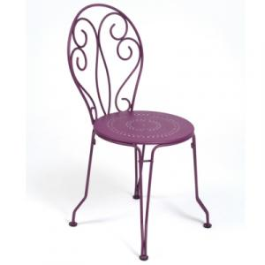 Lot de 2 Chaises empilables FERMOB Montmartre,